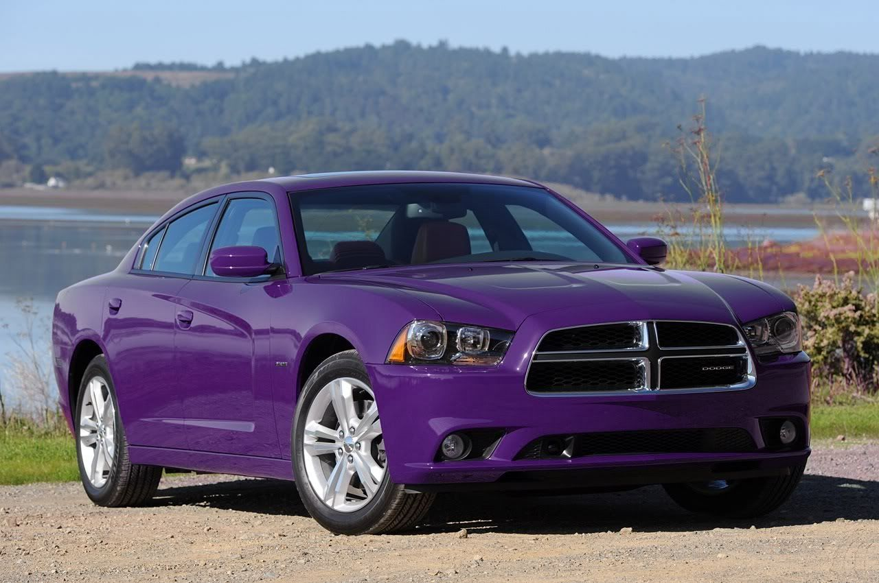 Purple Dodge Charger...I WANT IT! | Dodge charger, Dodge ...