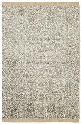 Anttila - Emerald matto 160x230cm harmaa | Plyysimatot