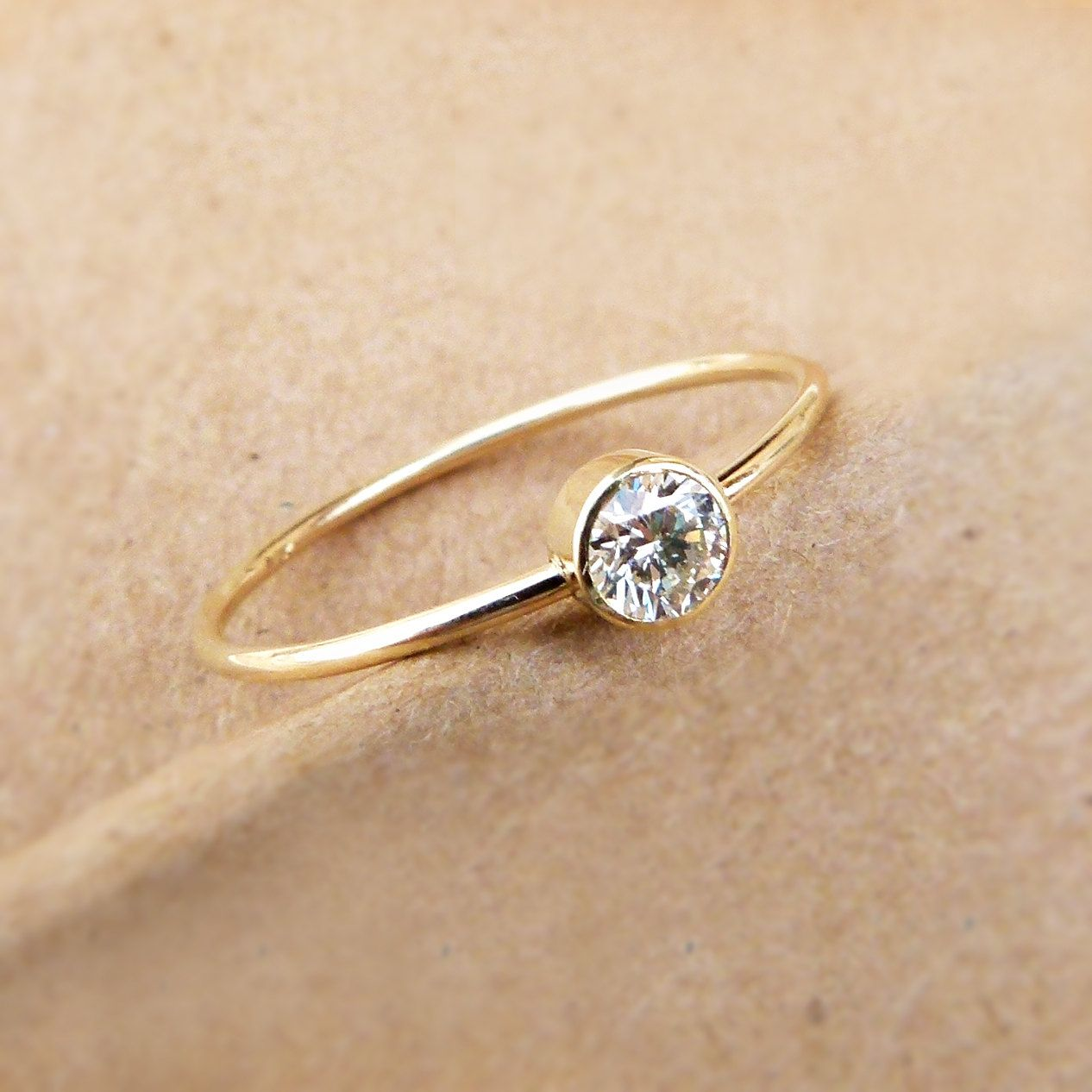 Handmade Engagement Rings by Andrea Bonelli Jewelry   Rounding ...