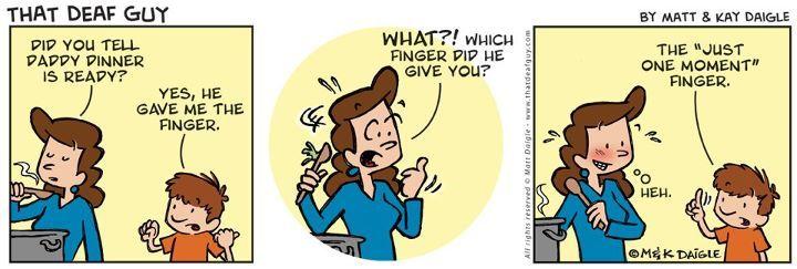 Haha I Love Deaf Humor Sign Language Lessons Deaf Culture British Sign Language
