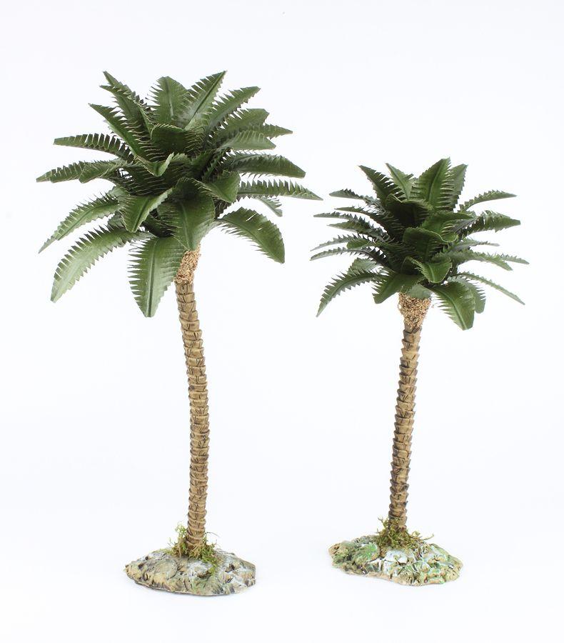 plantas de jardín 10cm árbol de palma casa de muñecas en miniatura
