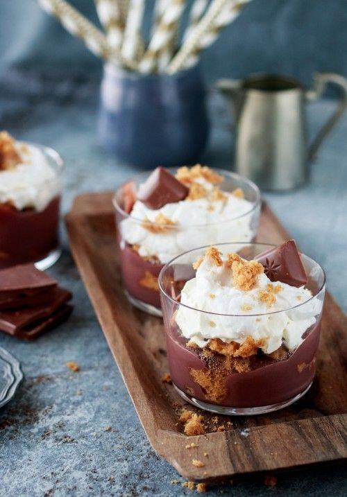 Kókusztejes csokoládépuding recept