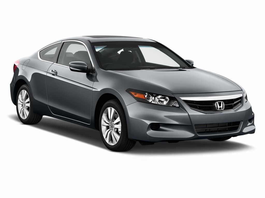 2012 Honda Accord 2 Door