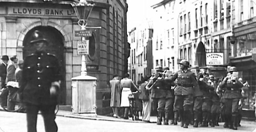 German Occupation Of The Channel Islands