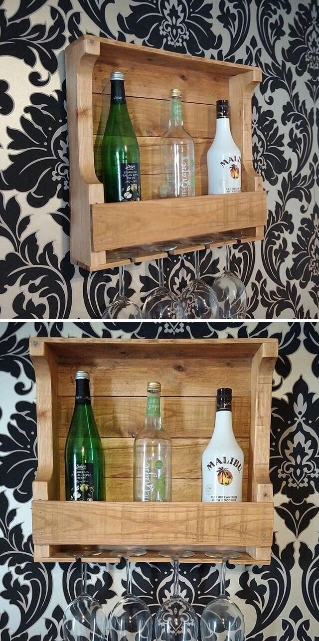 DIY Pallet Projects For Home Design