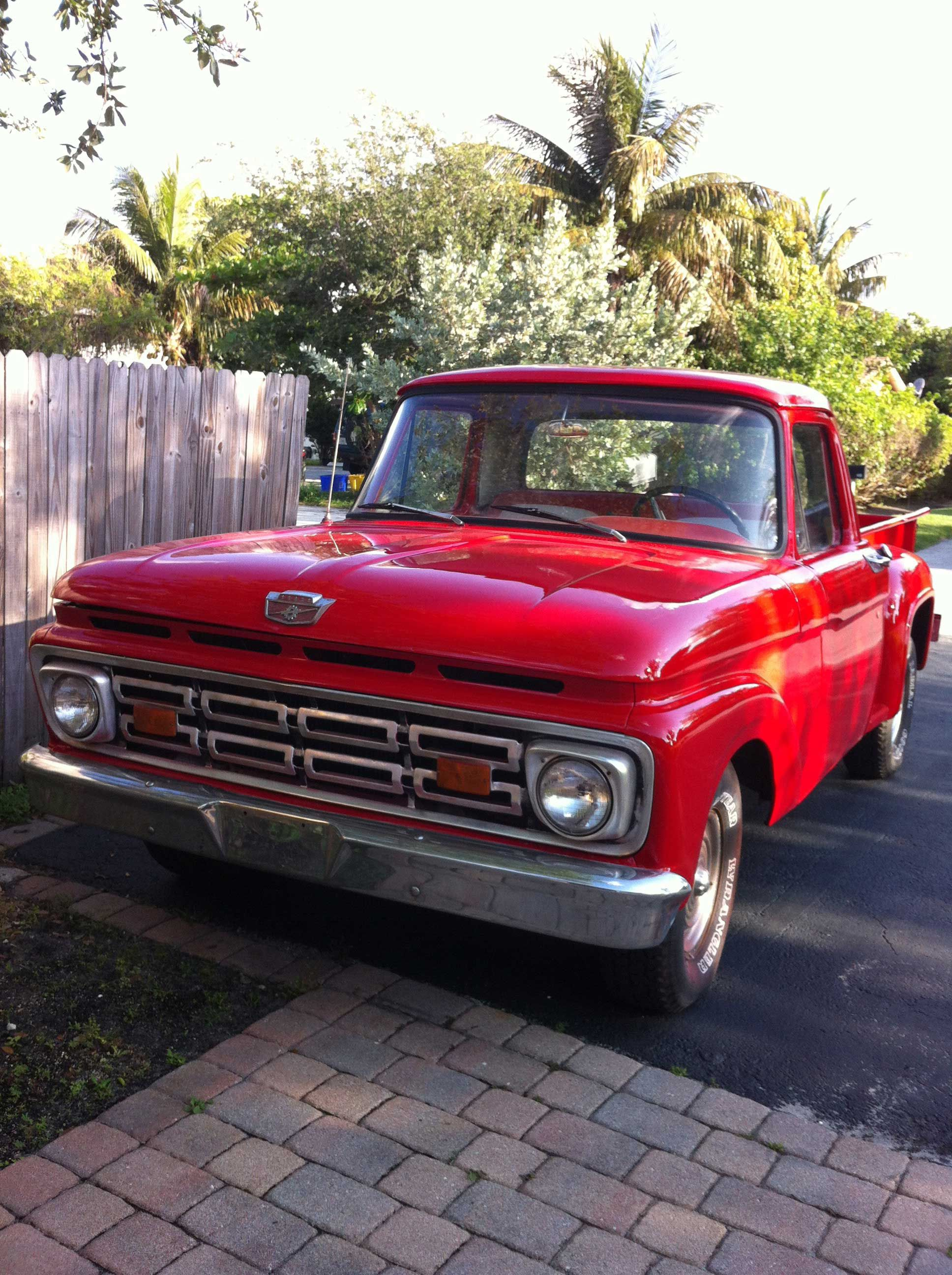 1964 Ford F100!