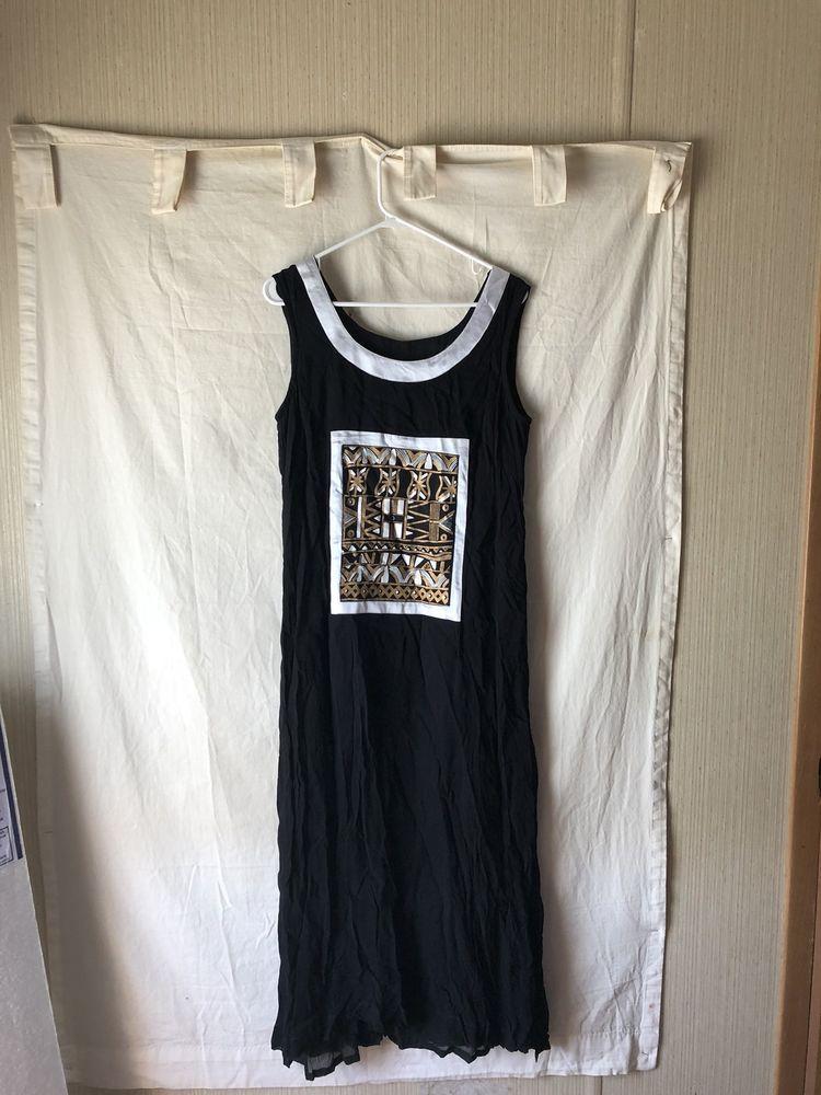 a3131198929b Ashro Medium Black Sleeveless Long Dress #fashion #clothing #shoes  #accessories #womensclothing #dresses (ebay link)