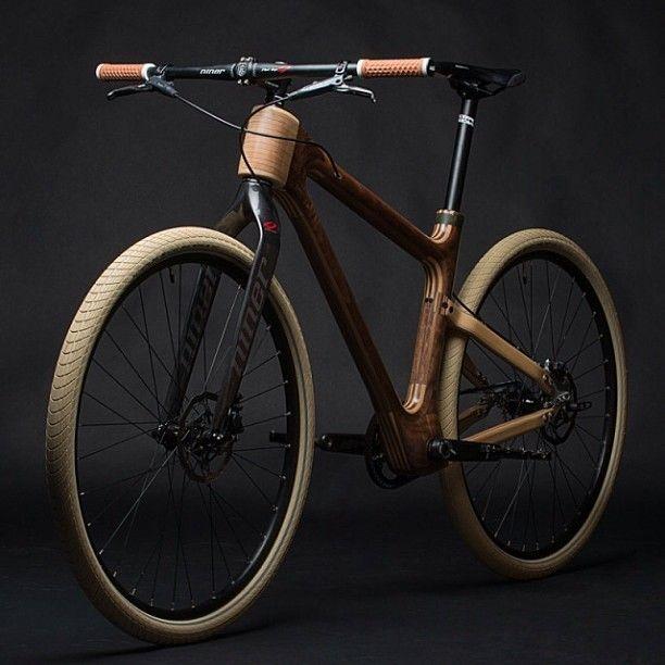 fahrradrahmen aus holz flotte kiste pinterest holz fahrr der und rennrad. Black Bedroom Furniture Sets. Home Design Ideas