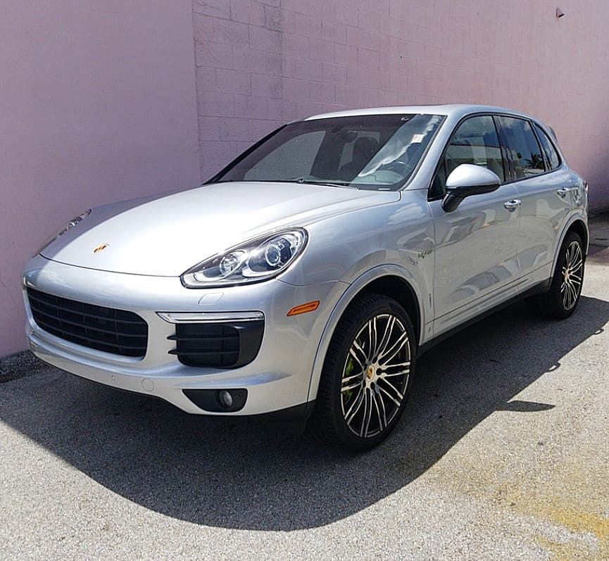 """""""Porsche Approved Certified Pre-Owned Vehicle"""" @porsche"""