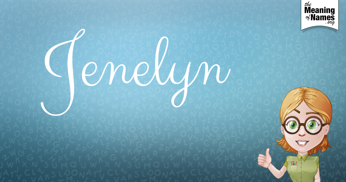 Knitting Meaning In Tagalog : What does the name jenelyn mean? a rose by any other