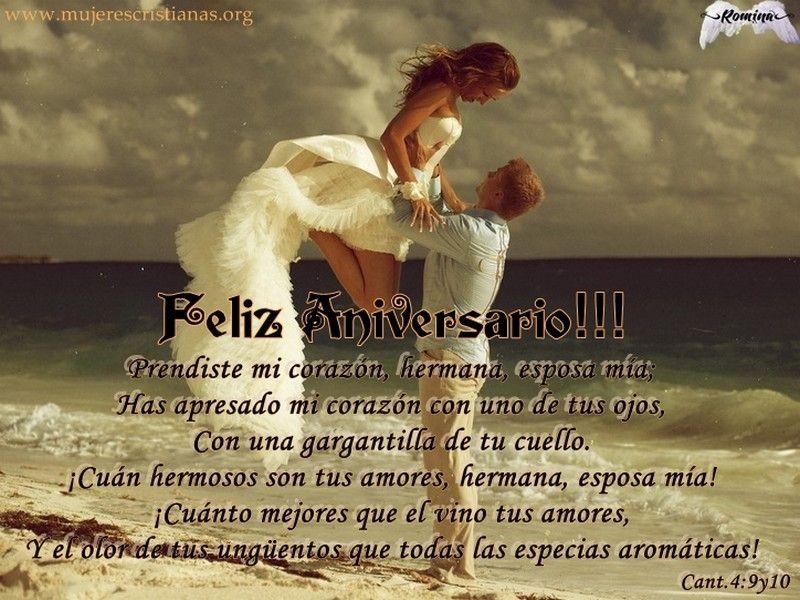 Feliz Aniversario Imagenes: Feliz Aniversario A Mi Esposa