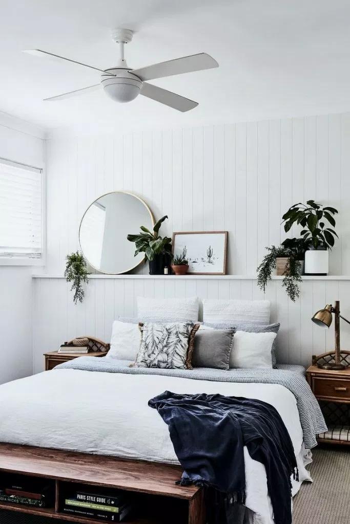18 Beautiful Minimalist Bedroom Design Ideas #Minimalistbedroom minimalist bedro…