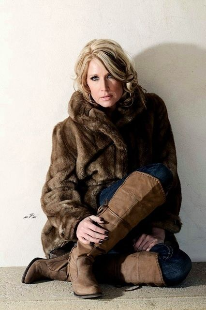 TISSAVEL textiles. My history. My family. Faux Mink Fur Coat Vintage 1960 s  Country Pacer Tissavel France. bb664efc9a96