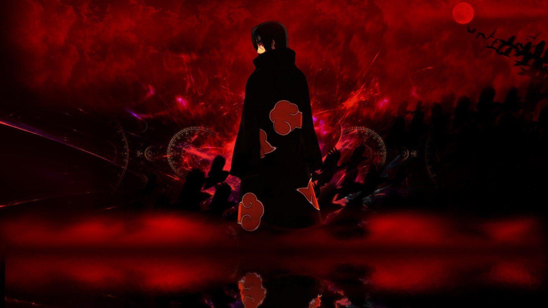 Naruto Shippuden Itachi Wallpaper Images I0w Com Imagens Arte