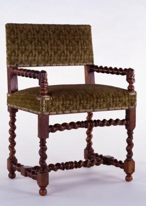 Chaise A Bras Centre De Documentation Des Musees Meuble De Style Mobilier De France Chaise