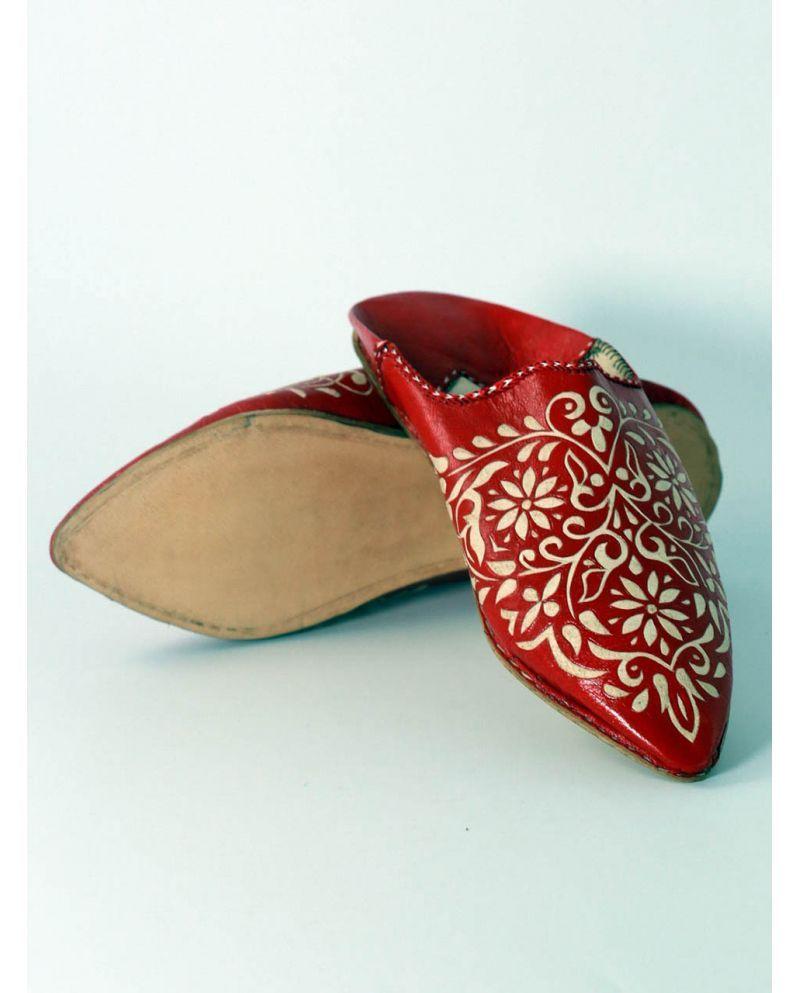 Babouche slipper - Biyadina® - Perpetually Authentic