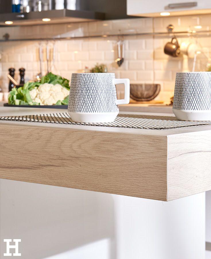 Eine robuste und hochwertige Arbeitsplatte in der Küche