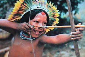 Resultado De Imagem Para Desenhos De Indios Brasileiros Pescando