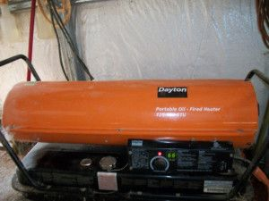 Kerosene Heater Keeps The Rabbitry Warm With Images Kerosene