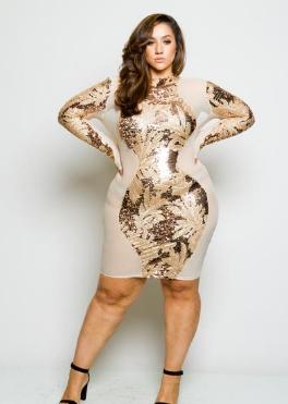 6c29e496274 Erica Lauren McNeil Ruched Dress