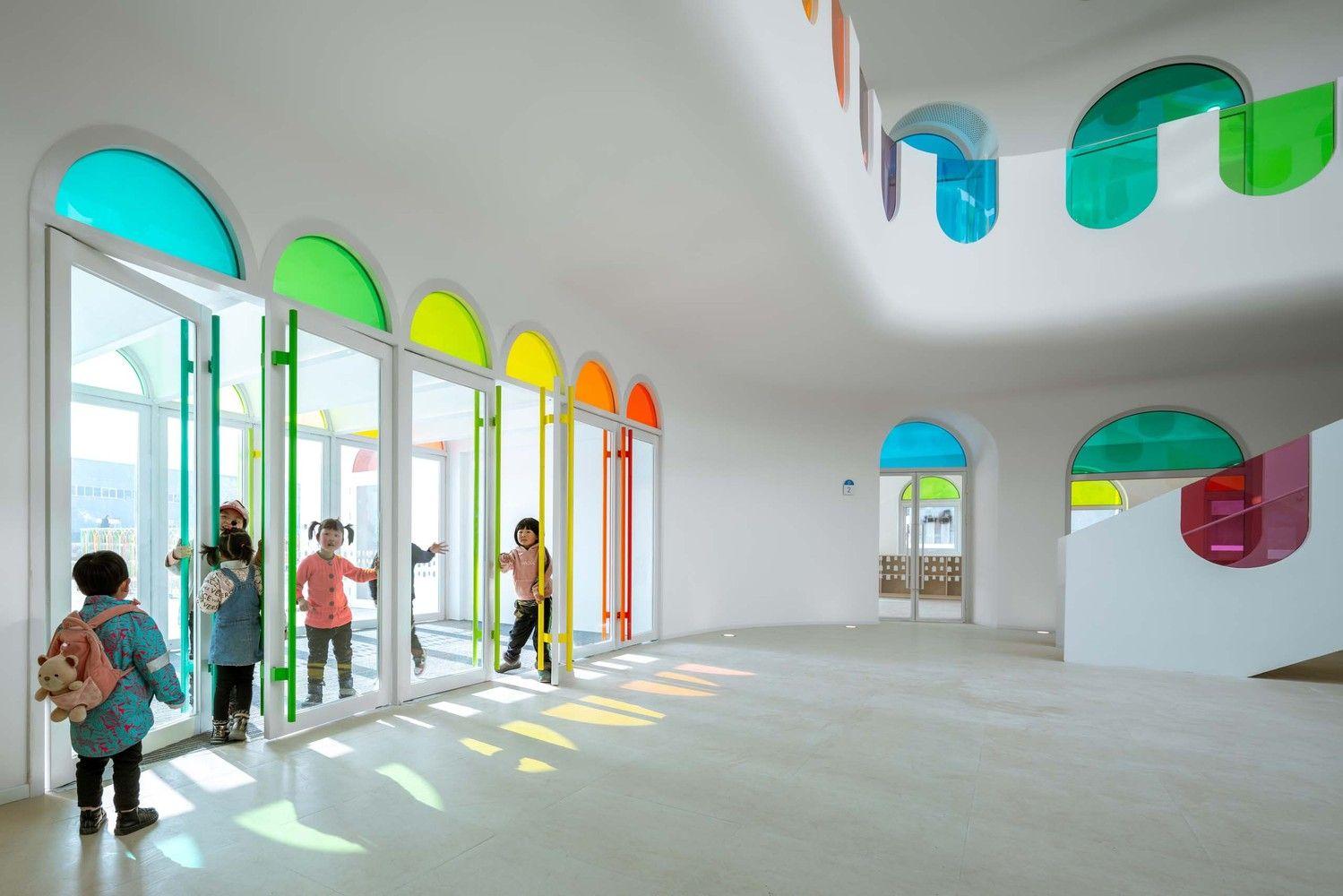 Gallery of Kaleidoscope Kindergarten / SAKO Architects