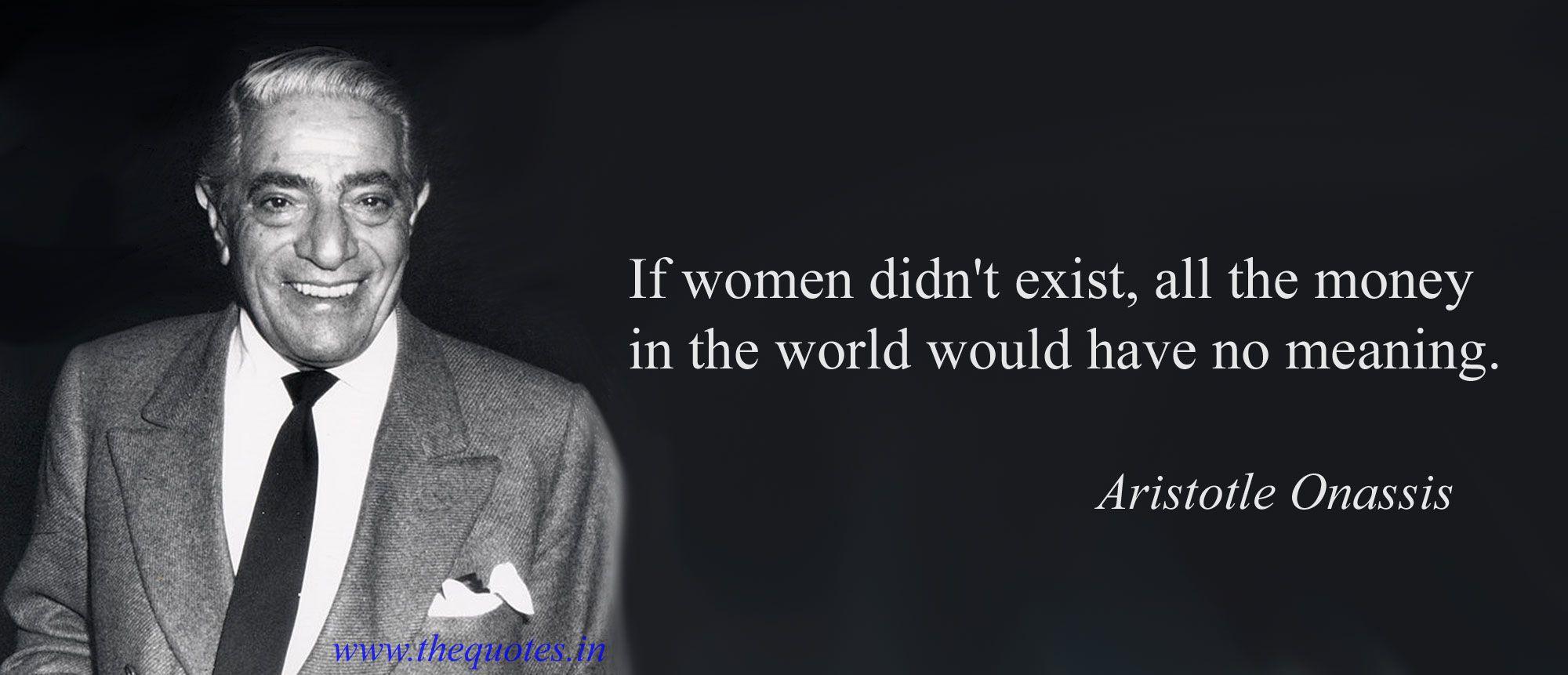 Aristotle Onassis Aristotle onassis, Powerful women