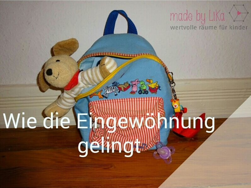 Der Beginn im Kindergarten ist für Sie und Ihr Kind ein ...