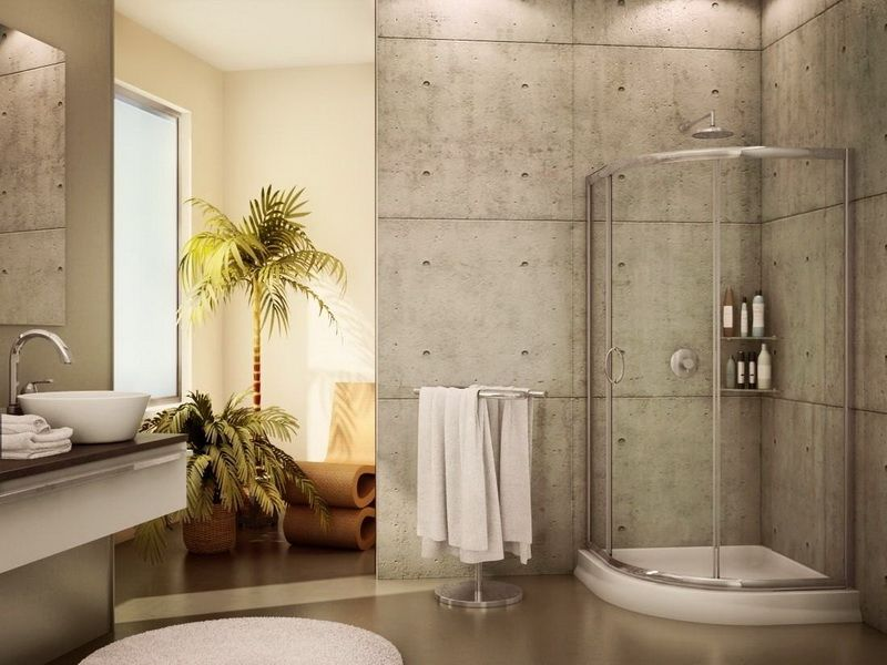 Elegant Quarter Round Shower Stalls | Related Post From Round Glass Shower  Enclosures