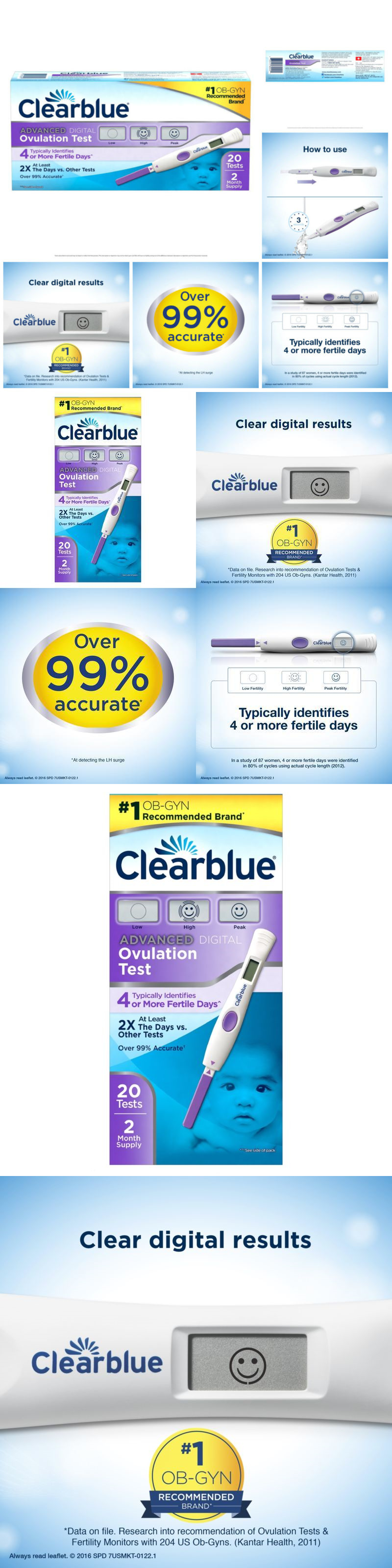 Fertility monitors and opks clearblue advanced digital ovulation fertility monitors and opks clearblue advanced digital ovulation test 20 ovulation tests fertility predictor biocorpaavc Choice Image