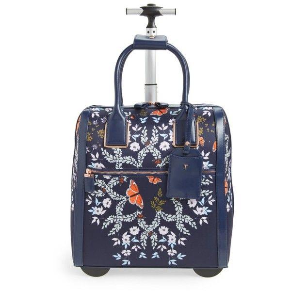 fbcf319b710b51 ... Women s Ted Baker London Dafni - Kyoto Gardens Travel Bag ( 295) ❤  liked ...