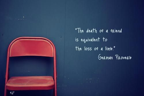 Pin By Christy Allen On Quotes Quotes Death Quotes Friends