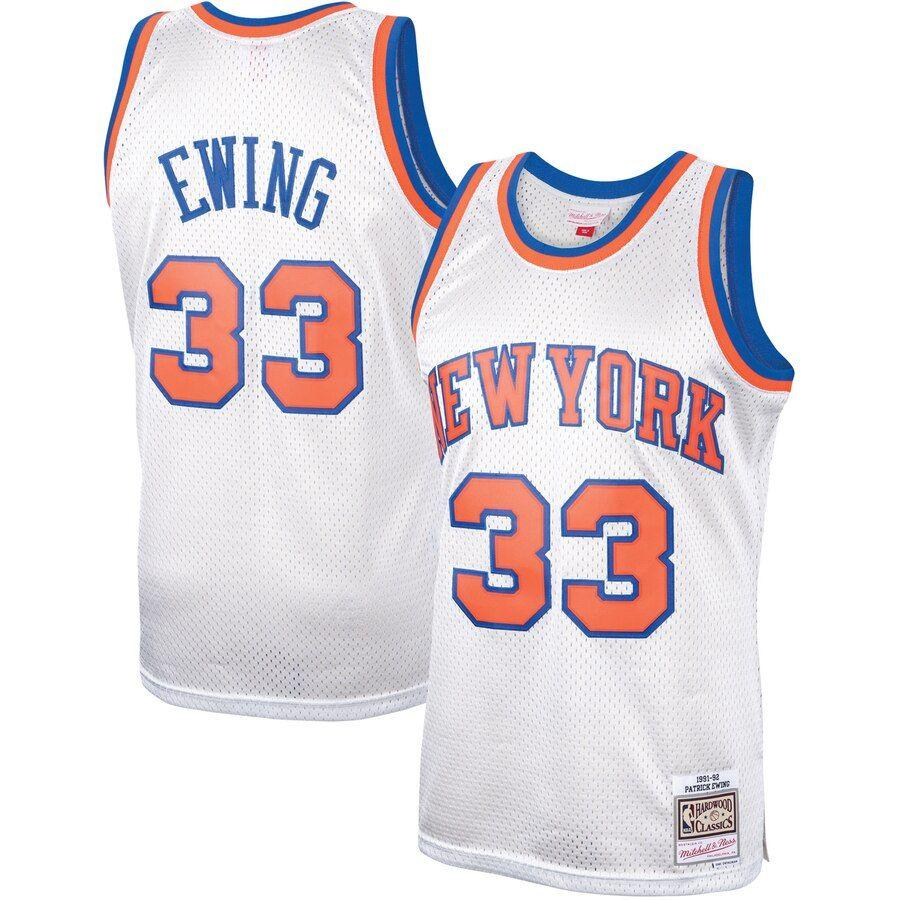 Pin by Greg Crawford on NBA - New York Knicks Jerseys in 2021 ...