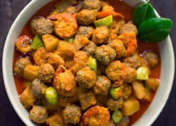 Sambel Goreng Kreni Makanan Resep Sup Masakan
