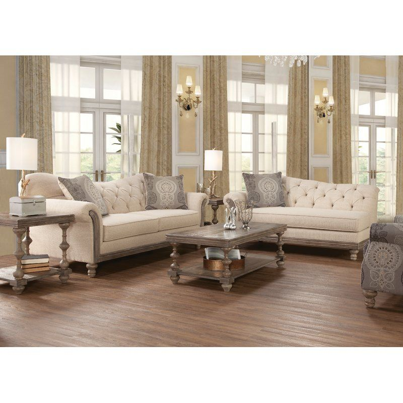 Lark Manor Trivette Living Room Collection Reviews Wayfair