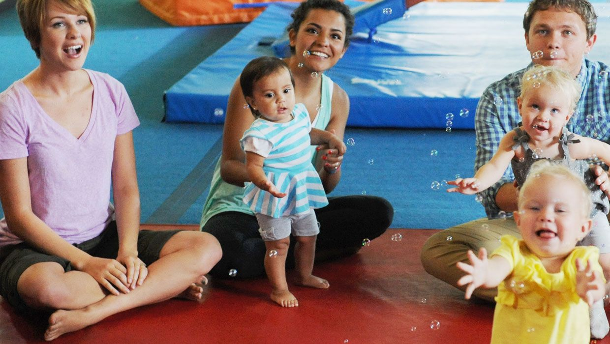 9d60b6f82626 Parent Child Activities & Classes | The Little Gym of Gaithersburg at Downtown  Crown