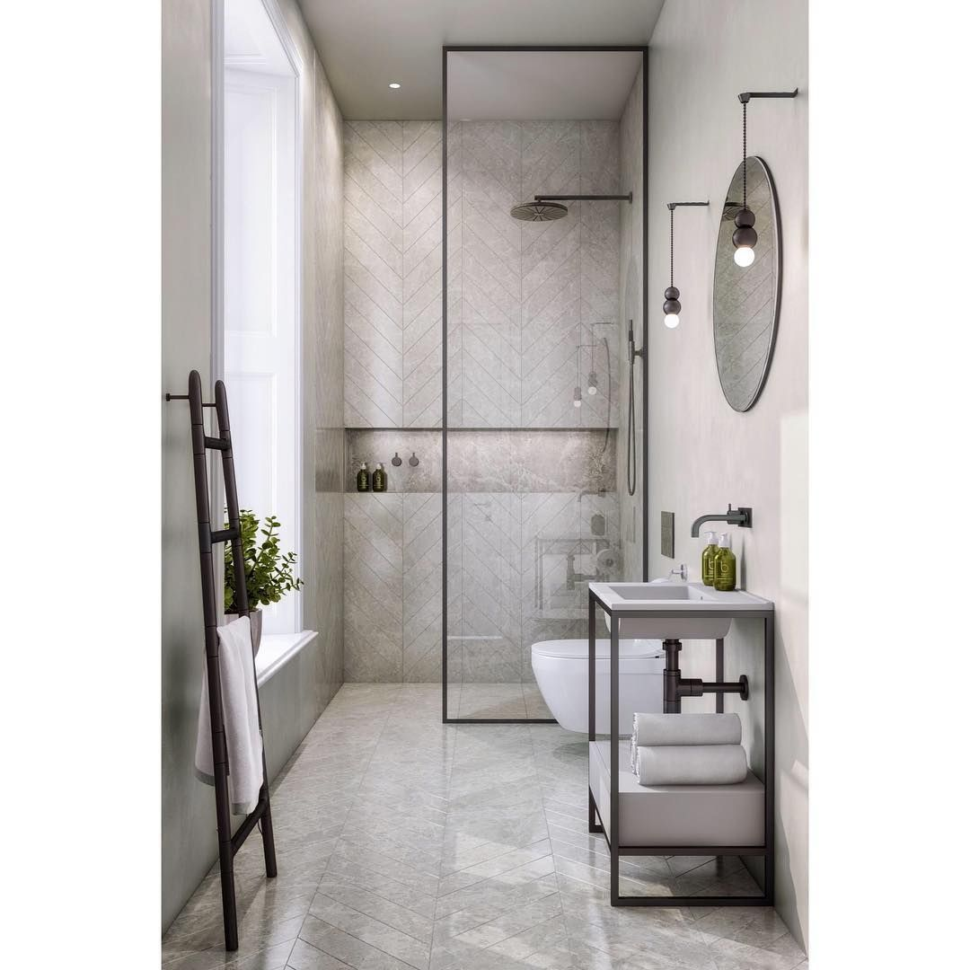 Fantastic Frank Real Estate On Instagram Picture Perfect Shower Door Wall Room Divider Again In Bathroom Interior Design Bathroom Design Bathroom Interior