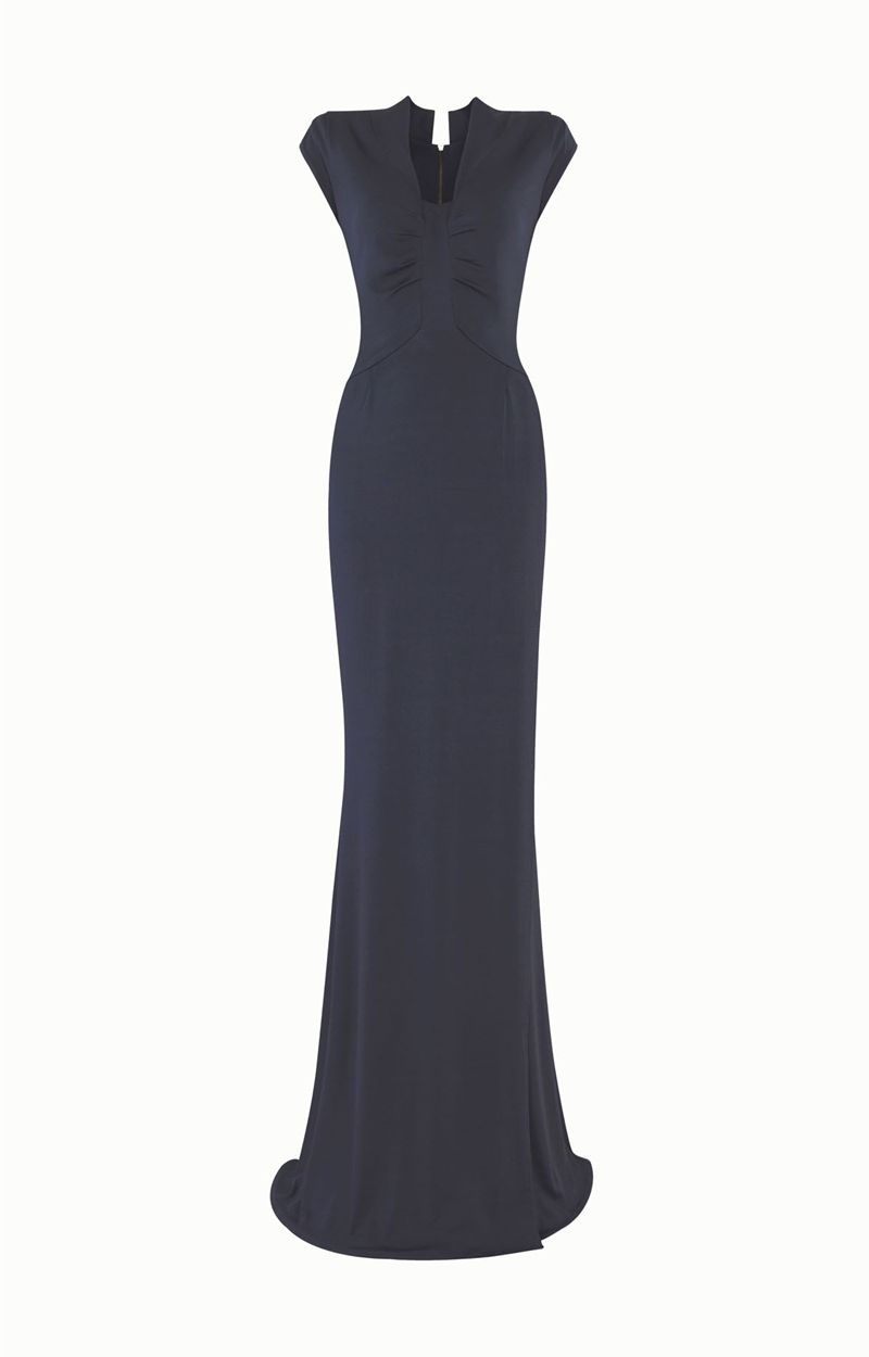 Pin by heather timmons on designer couture pinterest deep blue