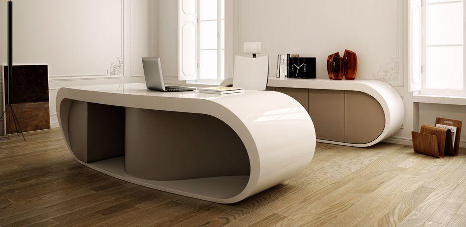 Escritorio de Diseño Goggle por Babini, Diseñadores Danny Venlet - diseo de escritorios