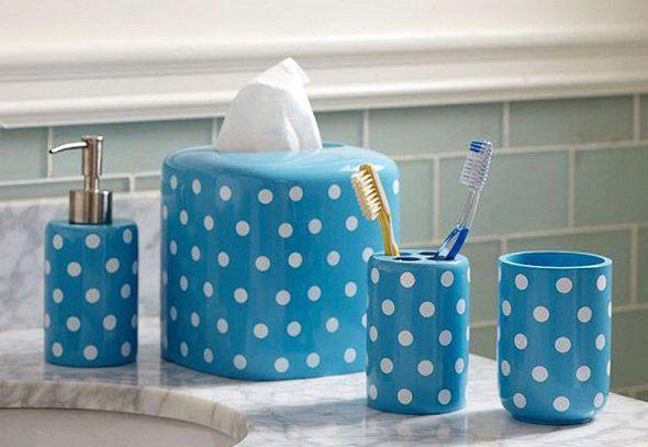 Turquoise Bathroom Accessories