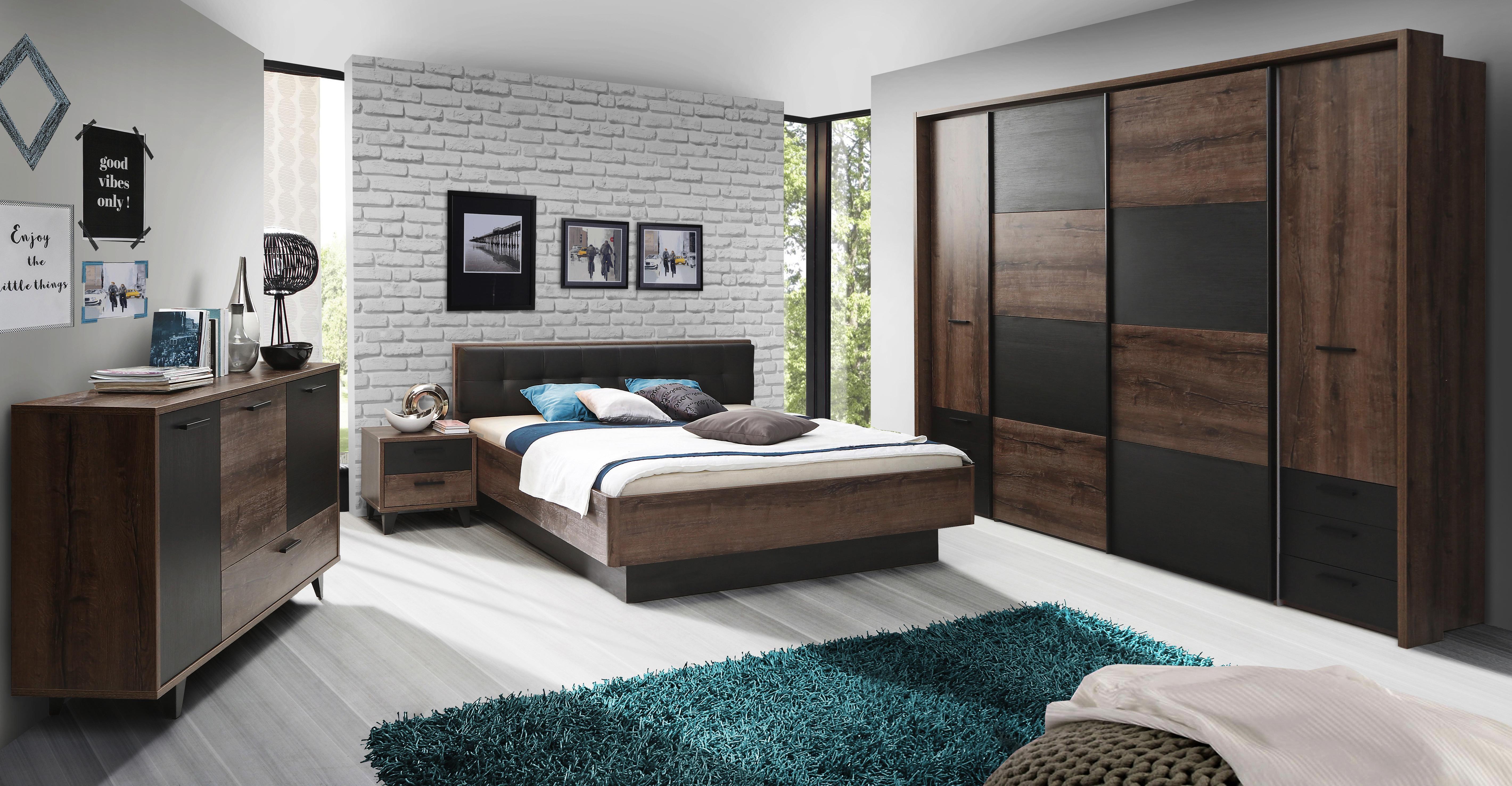 Xxxlutz schlafzimmer ~ Schlafzimmer in eichefarben von valnatura schlafzimmer