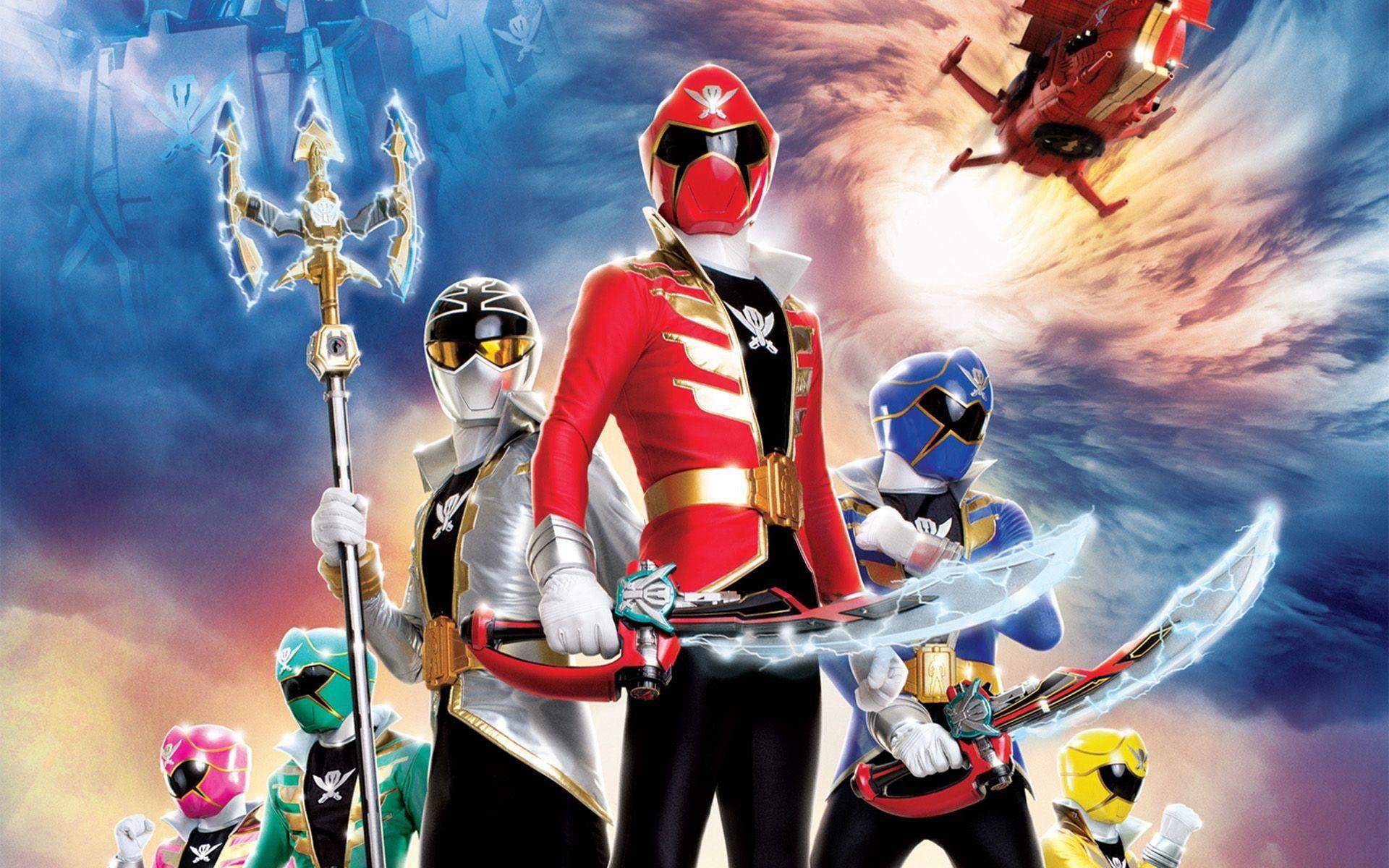 Power Rangers Super Megaforce Wallpaper For Windows M9x Movie