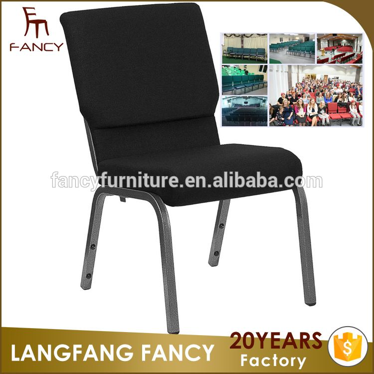 Elegant Cheap Quality Church Chairs Auditorium Chair Used Church Low Price