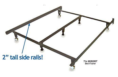 Metal Bed Frame - \