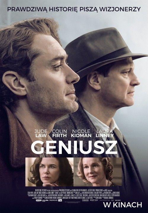geniusz genius movies jude law film movies