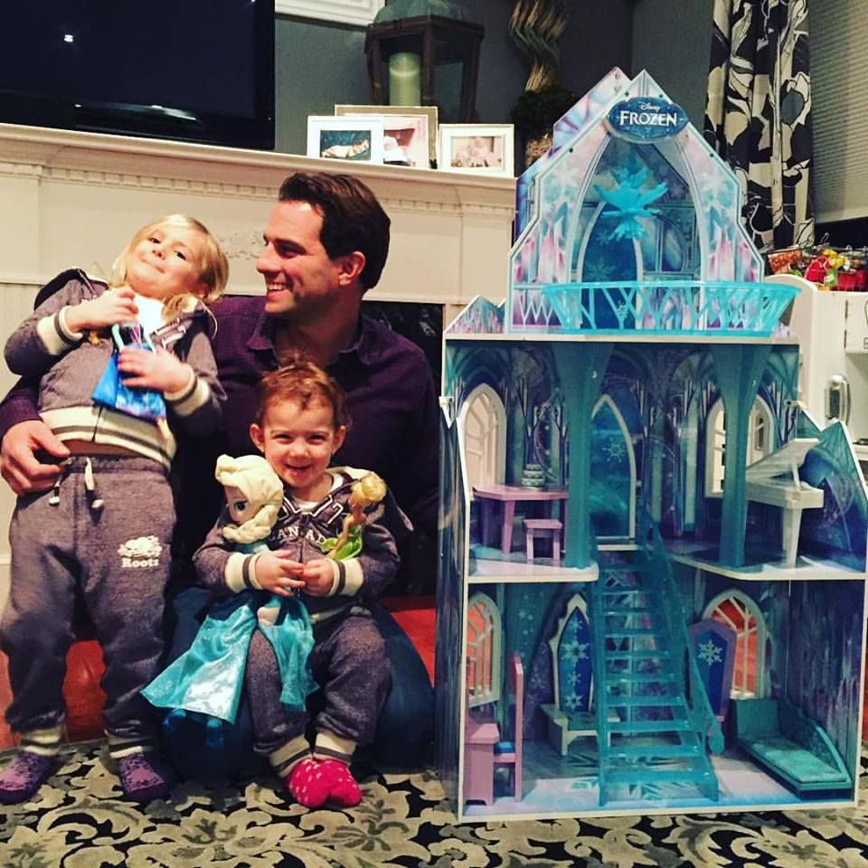 One #frozen castle complete! Now 14 vacation properties to wrap up. #incomeproperty