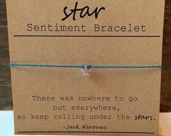 Sister Beaded Bracelet Gift For Moving Away Dainty Bead
