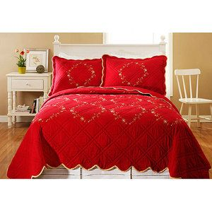 Walmart Better Homes And Gardens Quilt Set Springfield Home Quilt Sets Decorating Small Spaces