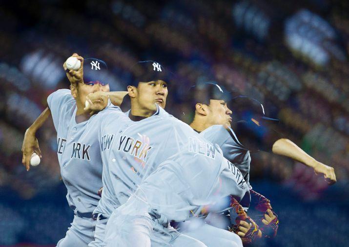 40c5326028603 New York Yankees vs. Toronto Blue Jays - Photos - April 04