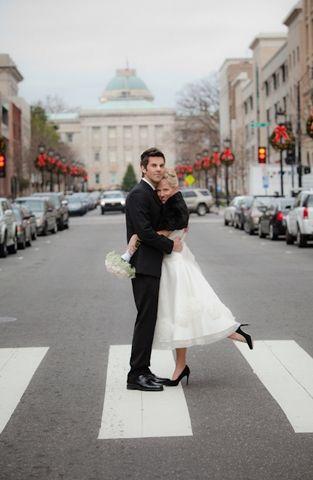 City Hall Wedding Inspiration A Mod Mad Men Inspired Shoot