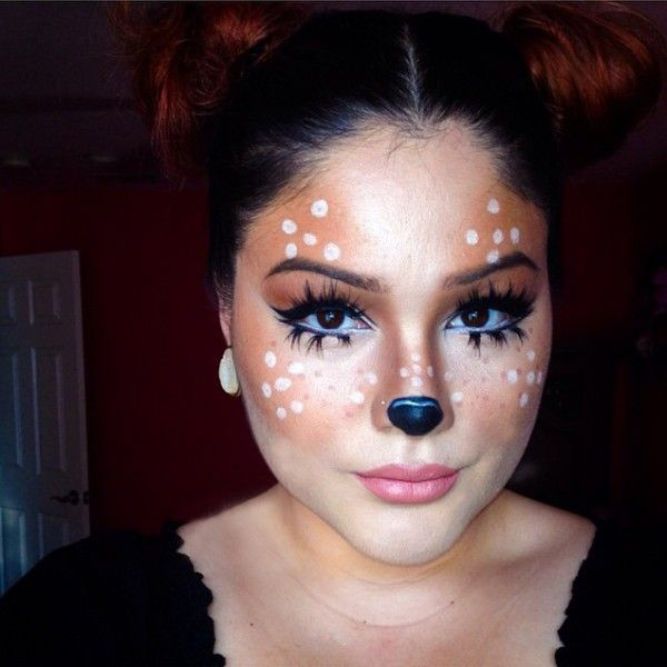 How To Create A Halloween Costume With Your Makeup Halloween - halloween makeup ideas easy